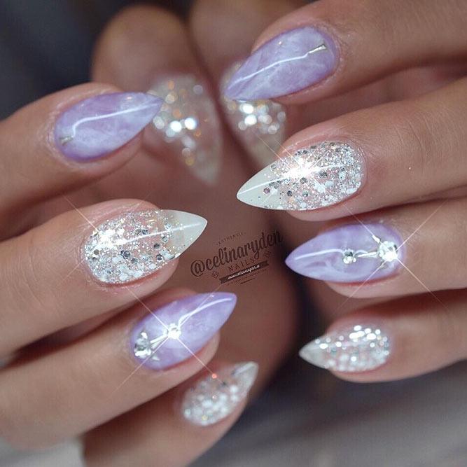 short french acrylic nails photo - 2