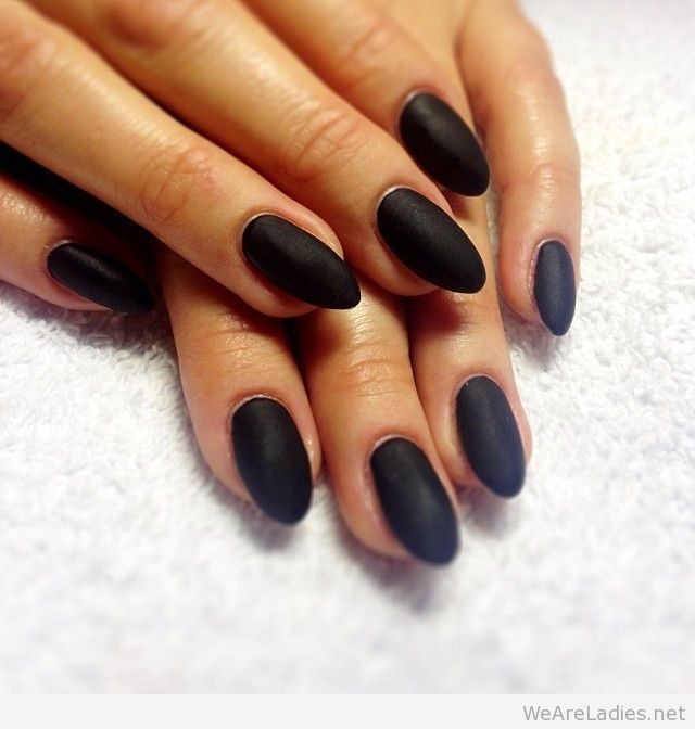 Short Maroon Stiletto Nails New Expression Nails