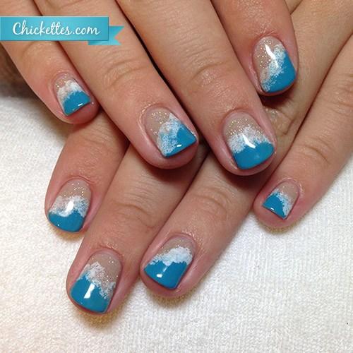 soak off acrylic nails photo - 2