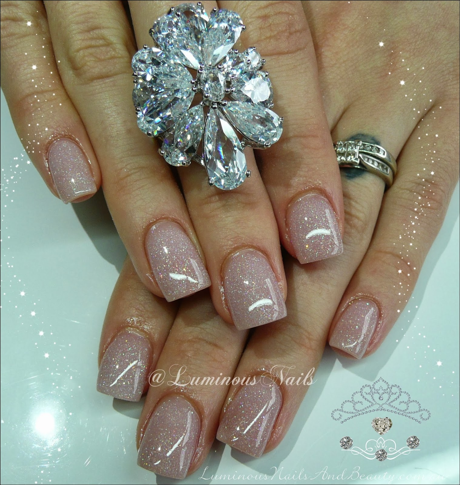 Opi Gel Nail Polish Light Pink - Creative Touch