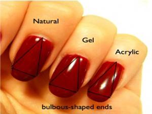 solar nails vs gel photo - 1