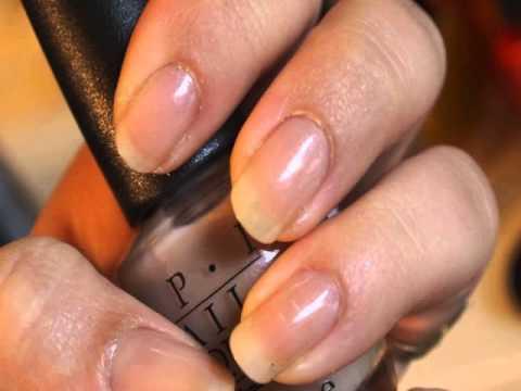 solar vs acrylic nails photo - 1