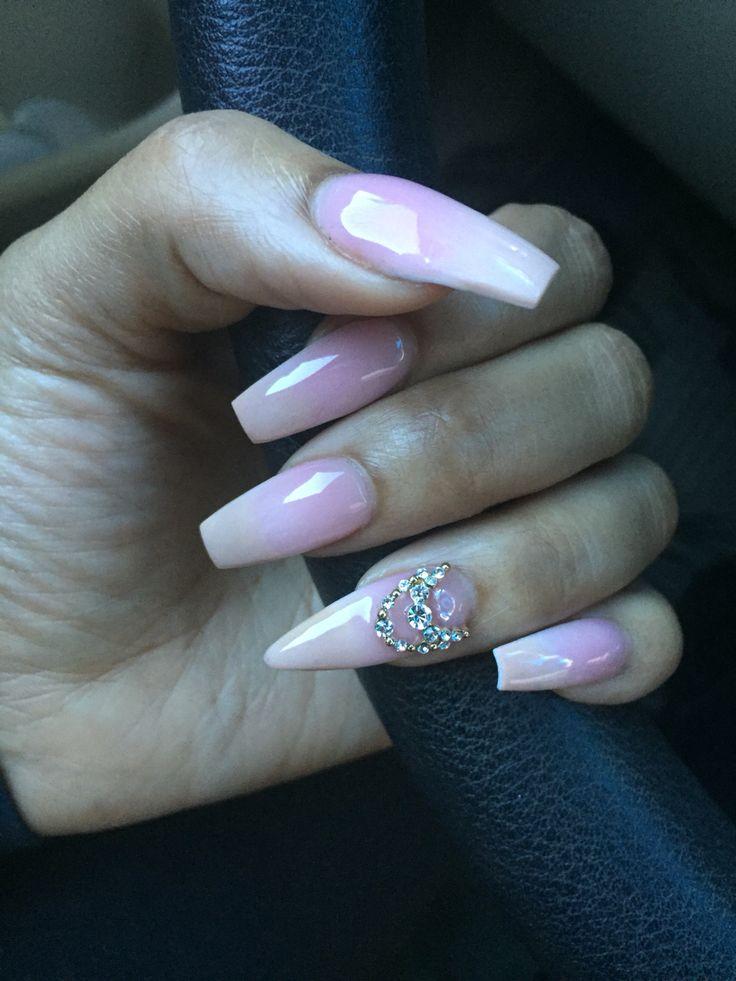 stiletto coffin nails photo - 1