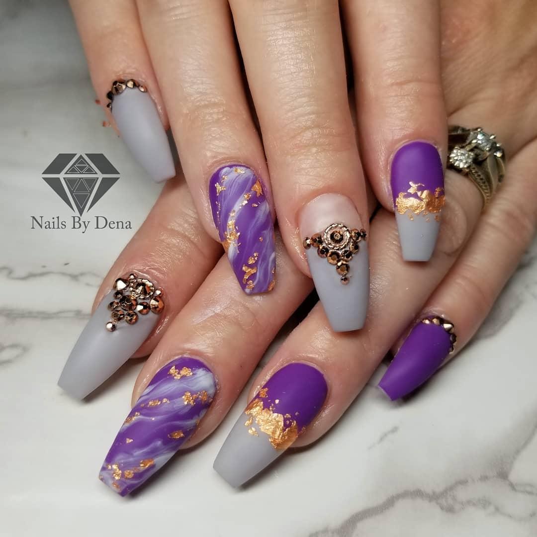 stiletto nails austin tx photo - 1