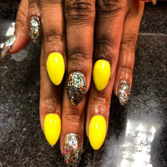 stiletto nails columbia sc photo - 1