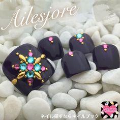 stiletto nails geo design photo - 2
