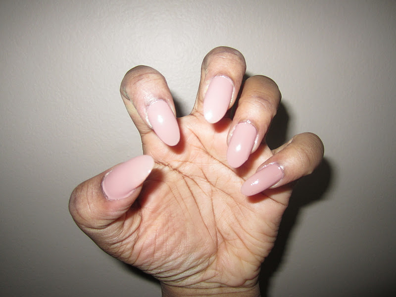 stiletto nails in birmingham photo - 1