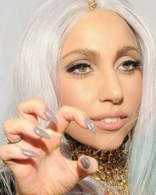 stiletto nails lady gaga photo - 2