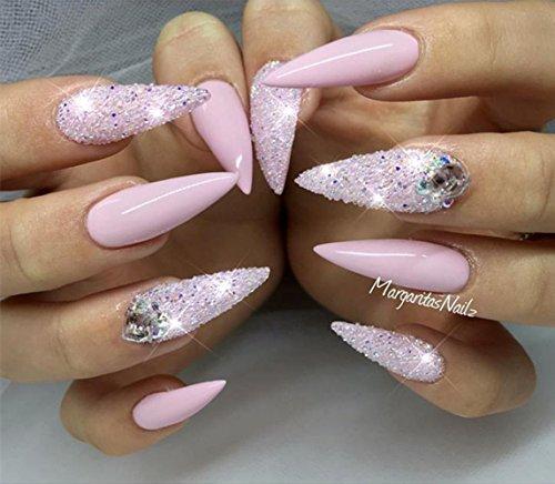 stiletto nails prices photo - 2