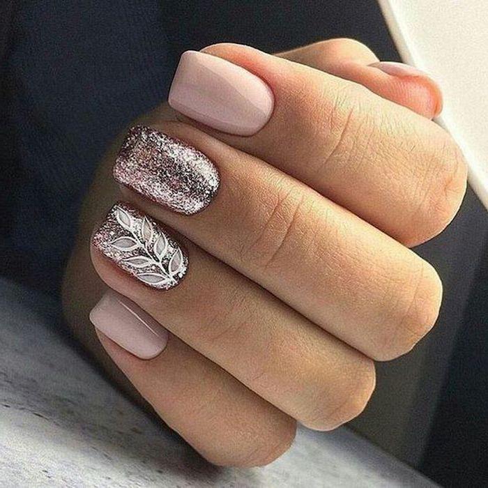 summer neon pink nails short stiletto photo - 2