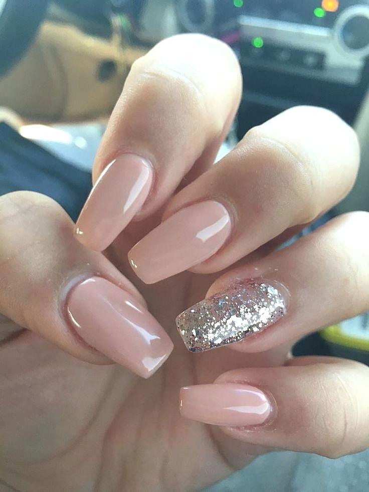 trending acrylic acrylic nails 2018 photo - 1