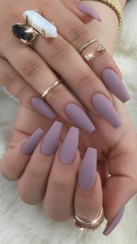 trending acrylic acrylic nails 2018 photo - 2