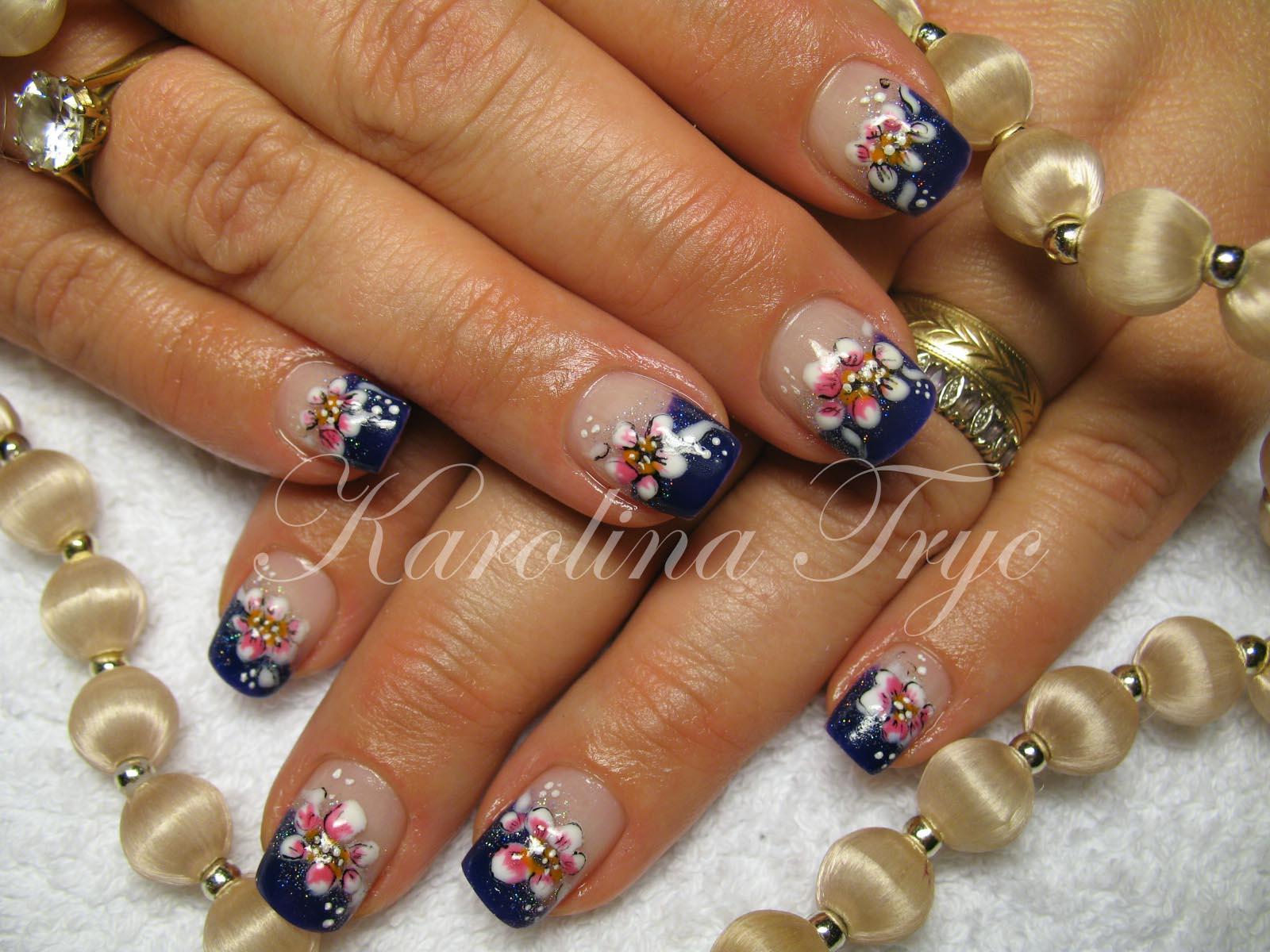 uv gel nails photo - 2