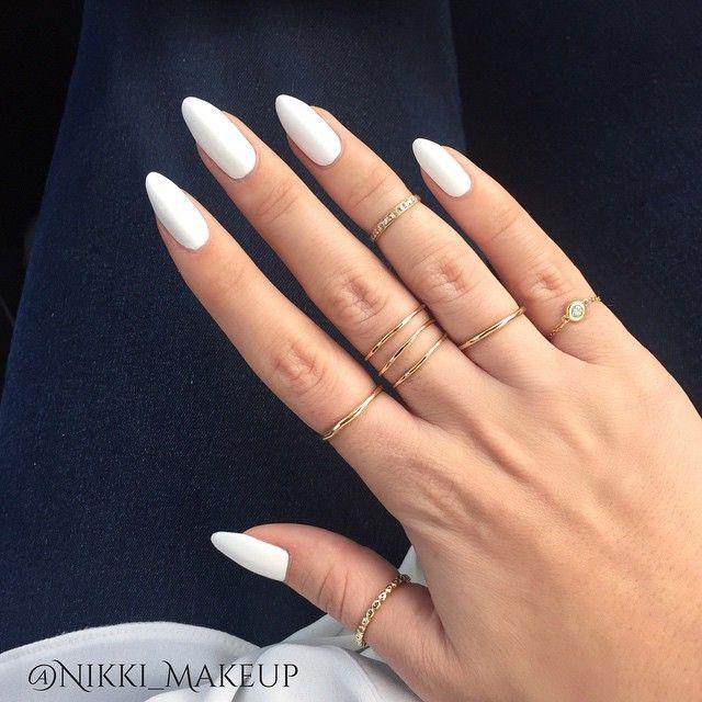 vintage stiletto nails photo - 2