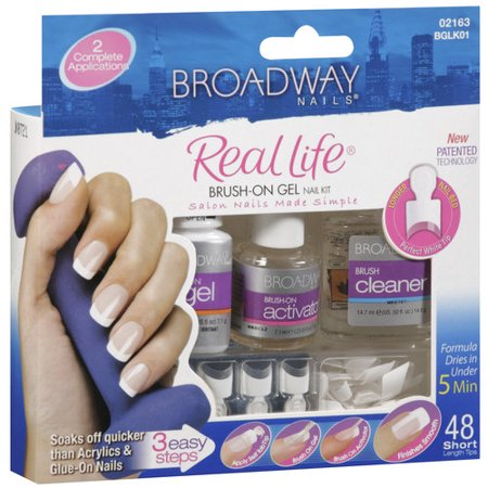 Walmart gel nails kit - Expression Nails