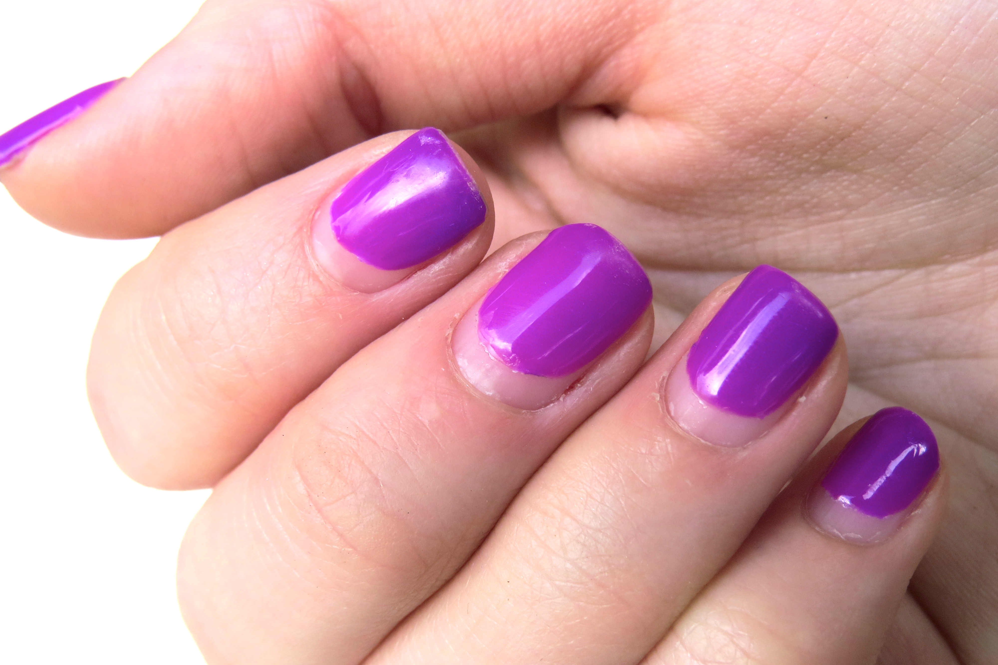 what are gel nails made out of photo - 1
