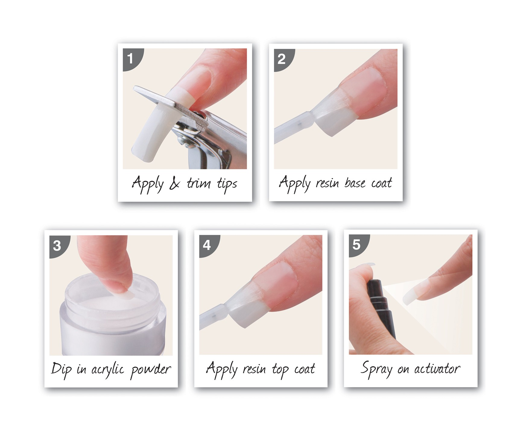 what can you use to get acrylic nails off photo - 1