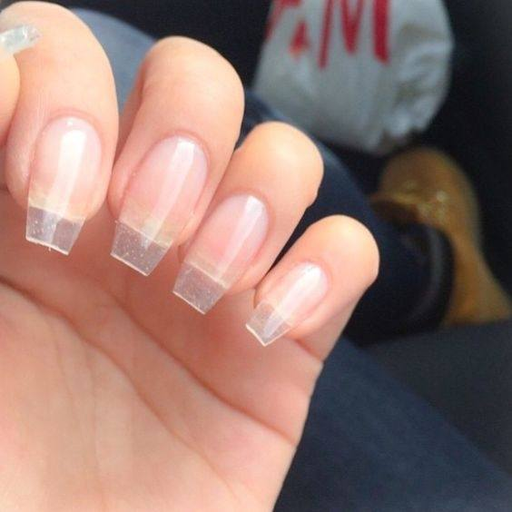what do gel nails look like photo - 1