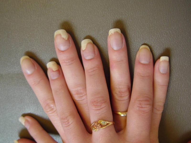 what do gel nails look like photo - 2