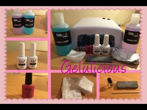 what do you need for gel nails at home photo - 2