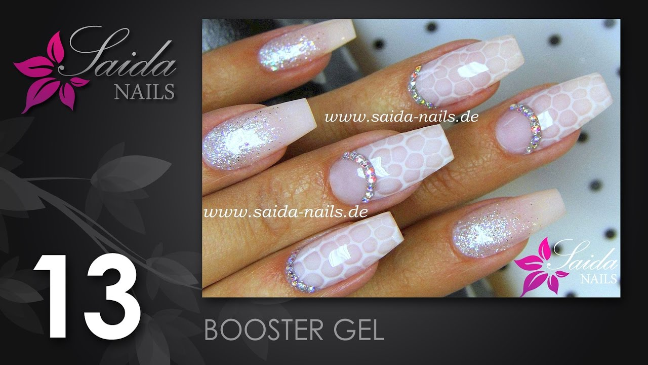 what is a booster in gel nails photo - 1