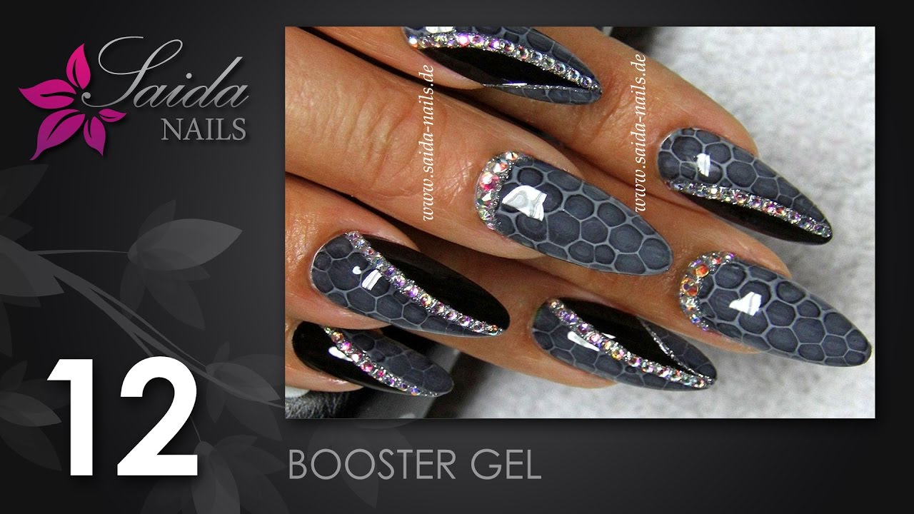what is a booster in gel nails photo - 2