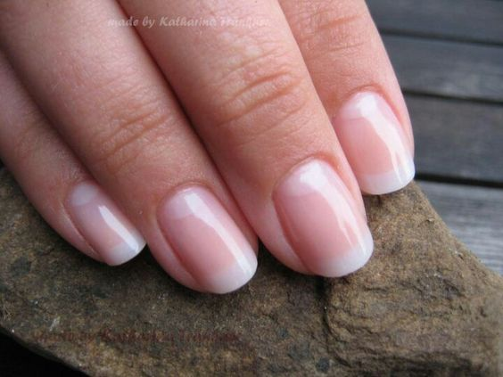 what is a gel manicure for natural nails photo - 1
