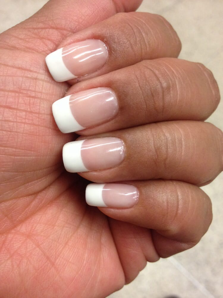 what is a gel manicure for natural nails photo - 2
