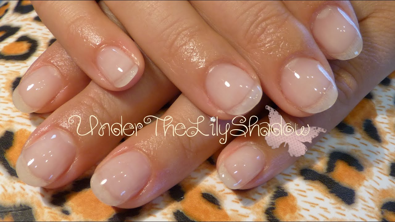What is gel overlay on natural nails - Expression Nails