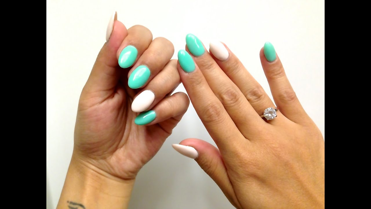 what is gel powder nails photo - 1
