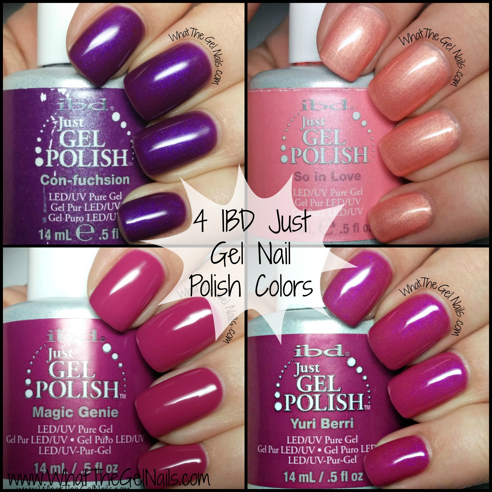 what is ibd gel nails photo - 2