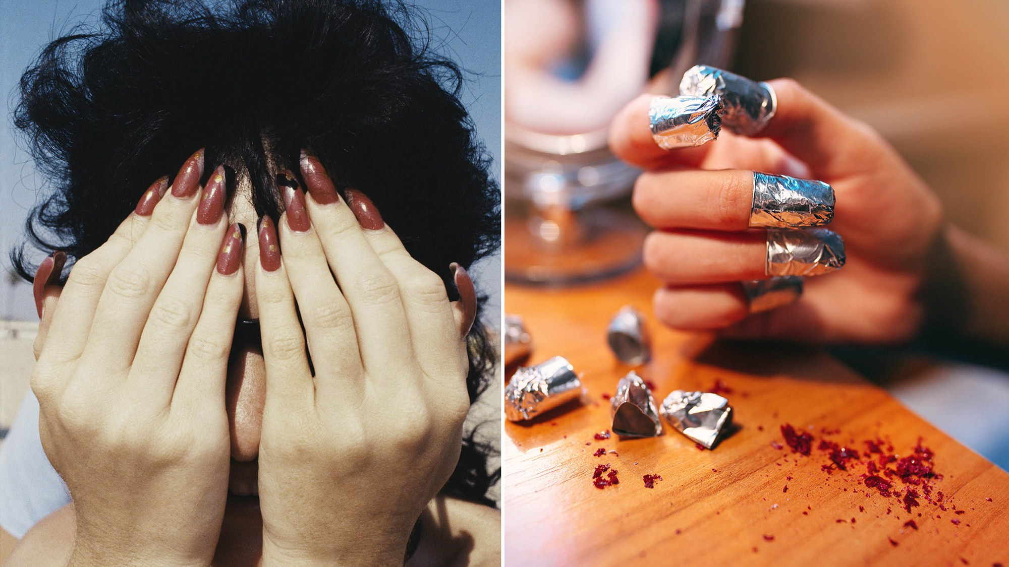 what is the best way to remove gel nails photo - 1