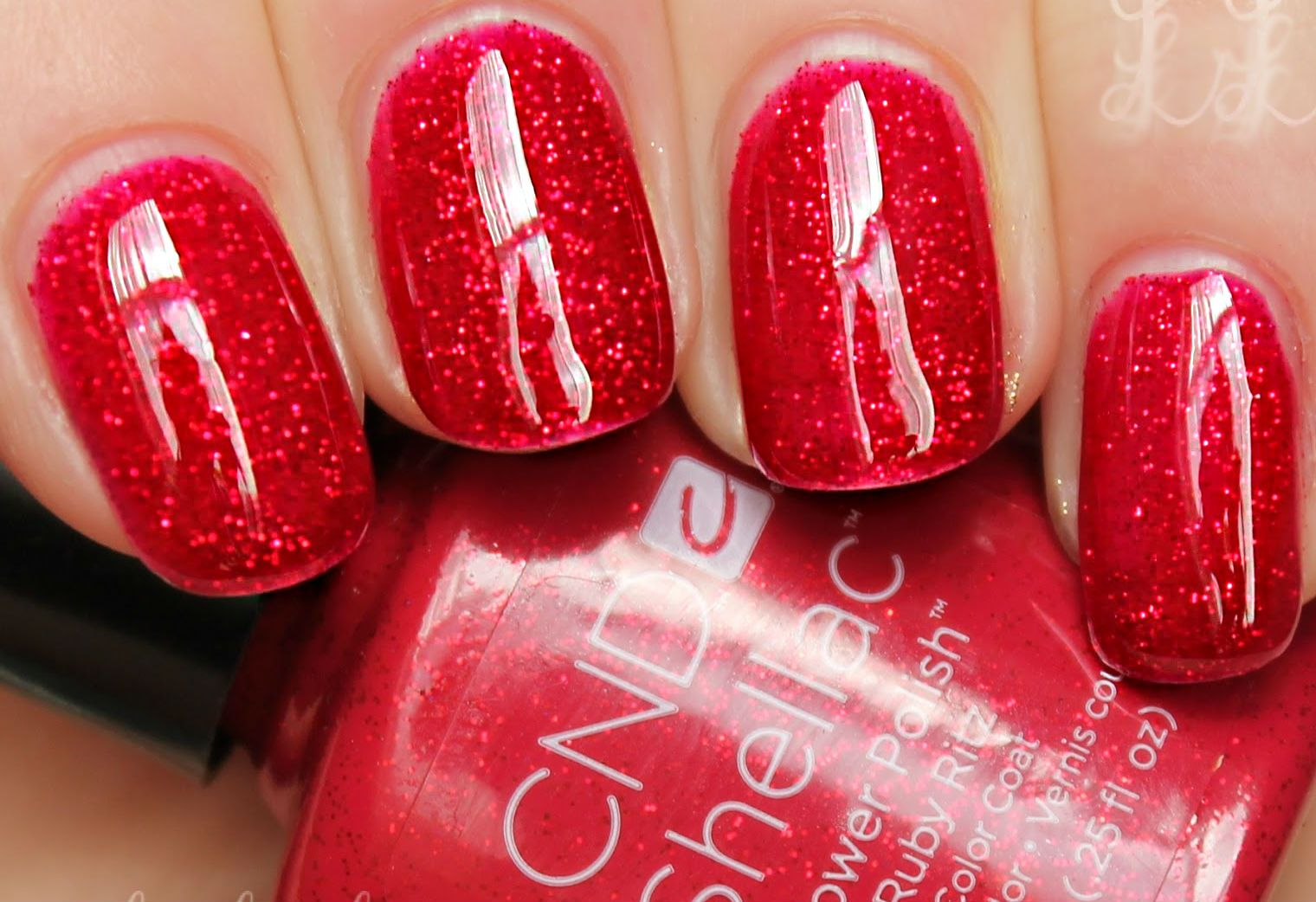 what is the most popular color of gel nails colors or french photo - 2