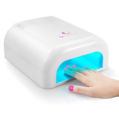 what is the salon uv lamp for gel nails photo - 1