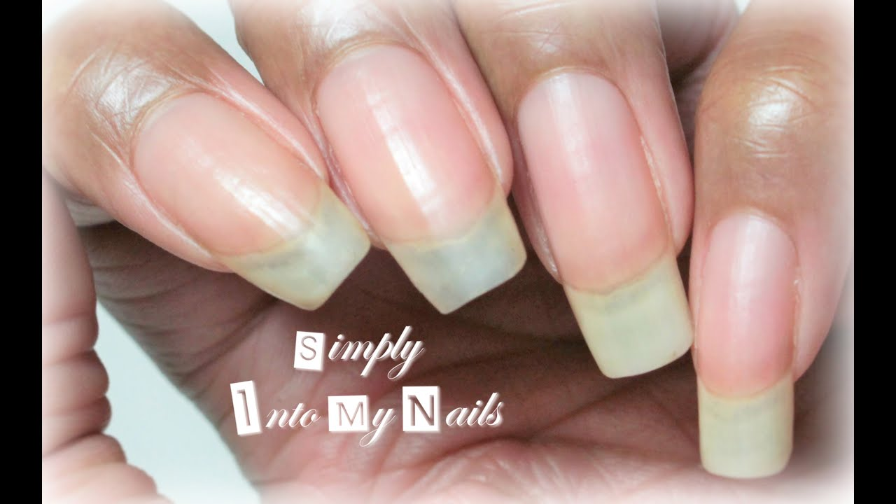 what the healthiest acrylic or gel nails photo - 1