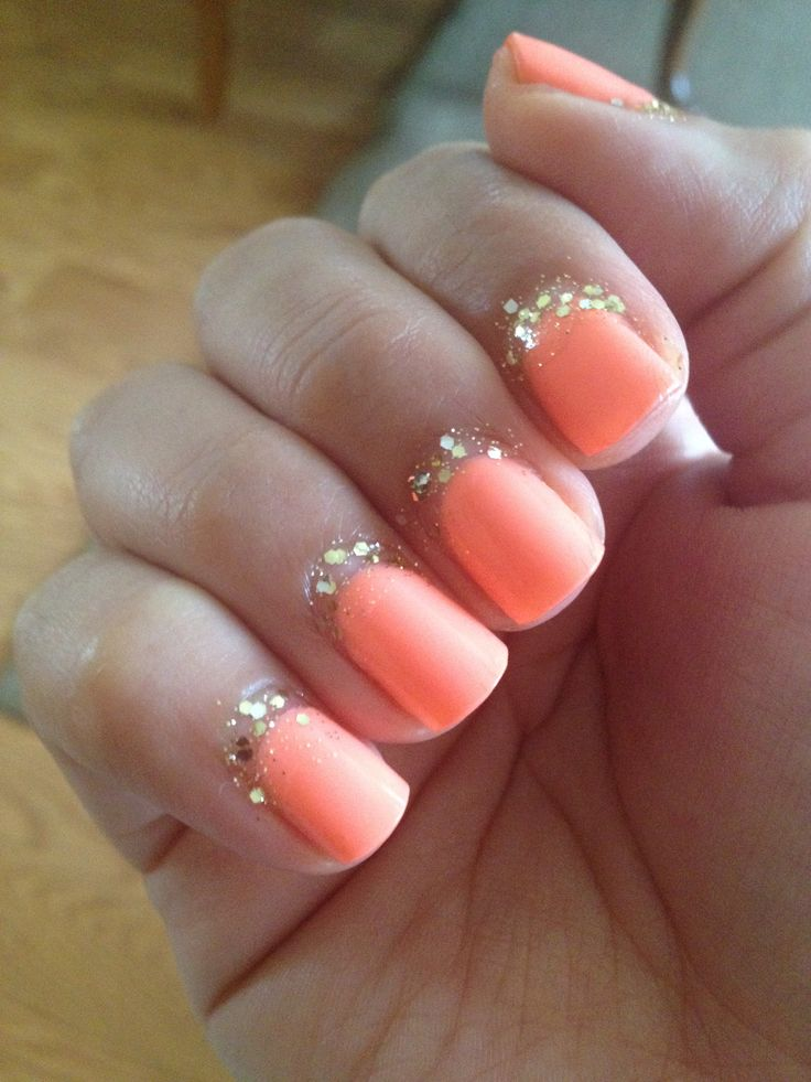 what to do gel nails grow out photo - 2