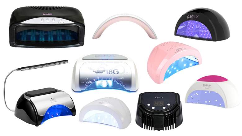 what uv lamp is best for gel nails photo - 2