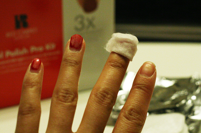 what will remove gel shellac nails photo - 1