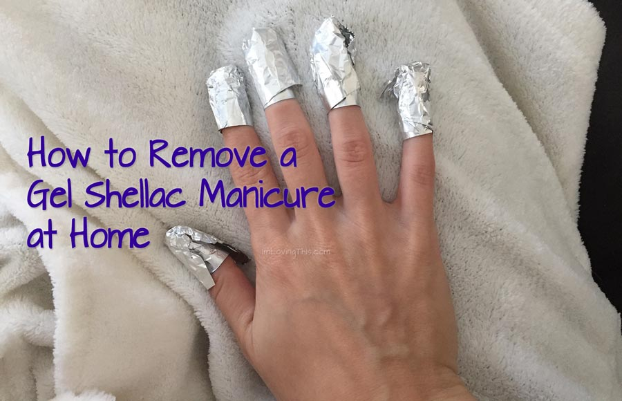 what will remove gel shellac nails photo - 2