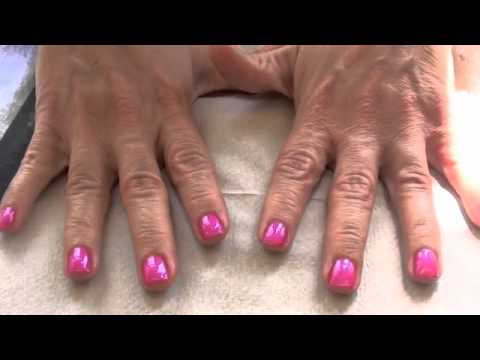 when nail solons do gel nails how do they do it photo - 2