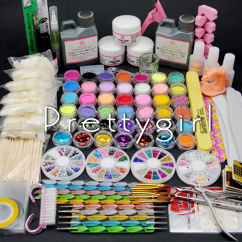 where can u buy acrylic nails set photo - 2