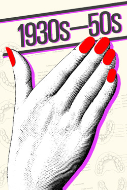 where were acrylic nails invented photo - 1