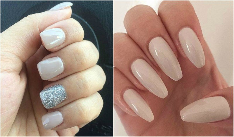 which is better gel nails or powder coated nails photo - 1