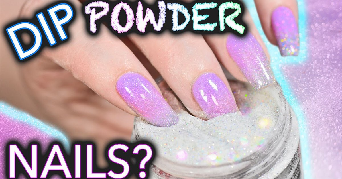 which is the safest for nails acrylic, gel, or dip photo - 1
