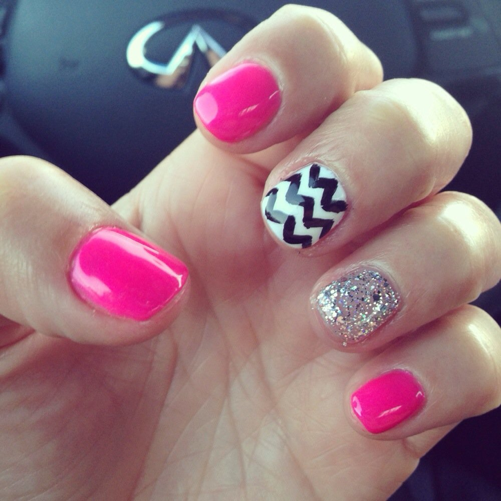 Who does gel nails near me - Expression Nails