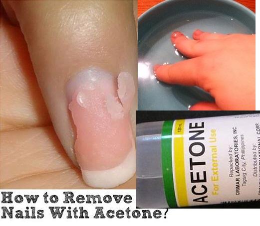who to remove acrylic nails photo - 2