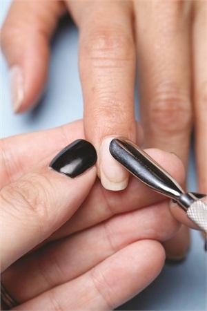 why do my acrylic nails keep breaking photo - 1