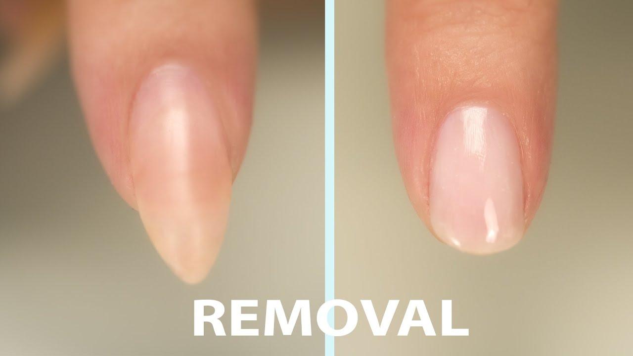 why do my acrylic nails lift photo - 1