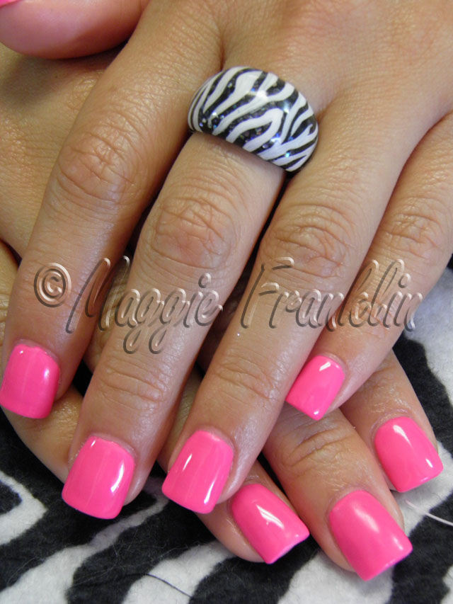 why gel nails are better than acrylic photo - 1