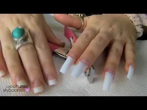 why were acrylic nails invented photo - 2